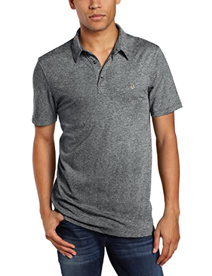 Polo Shirt Volcom Black Out Charcoal: Amazon.es: Ropa y accesorios