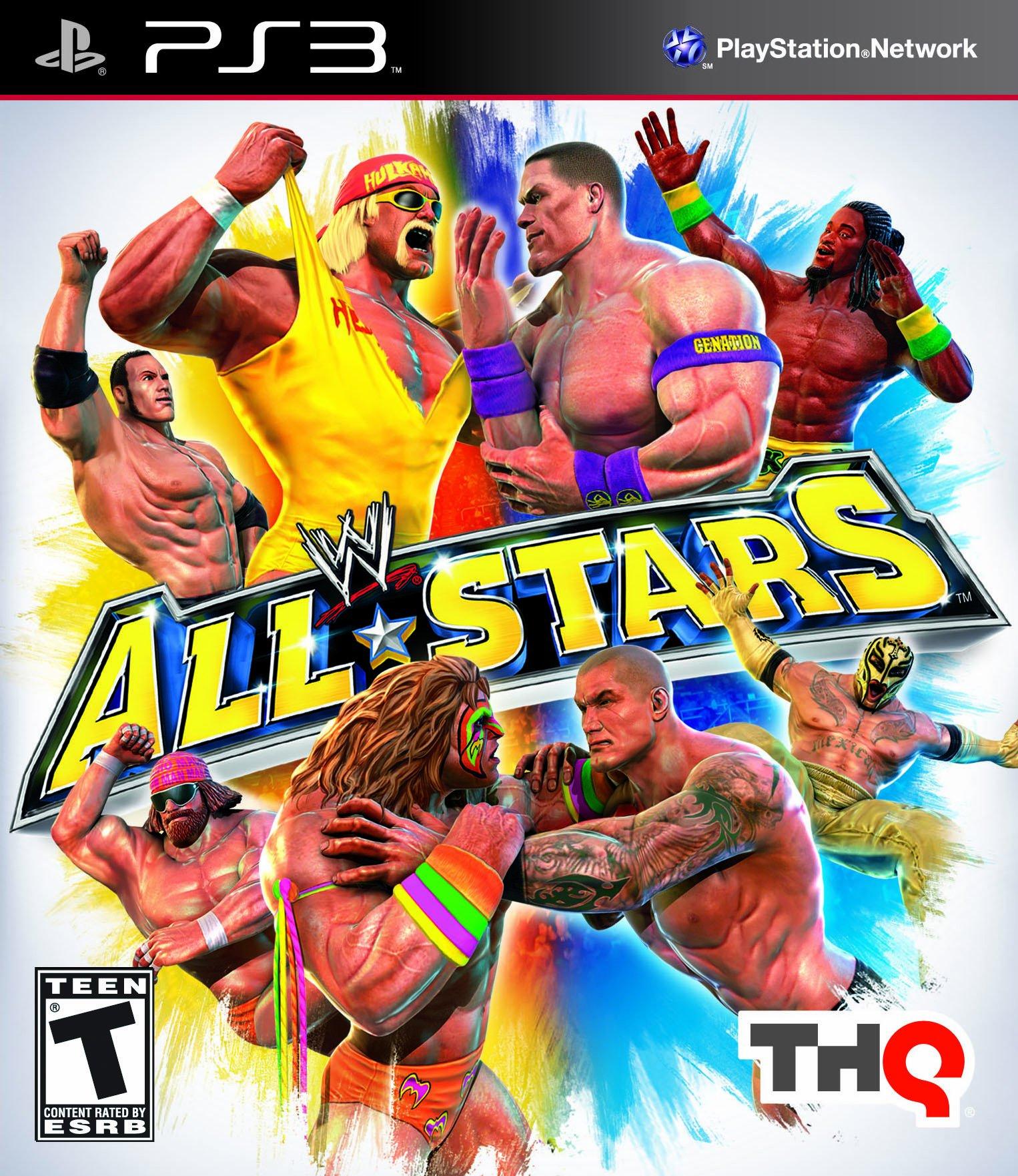WWE All Stars - Playstation 3