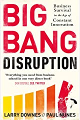 Big Bang Disruption Paperback