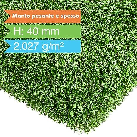 Erba sintetica casa pura® Nantes | Prato sintetico | Per giardino e ...
