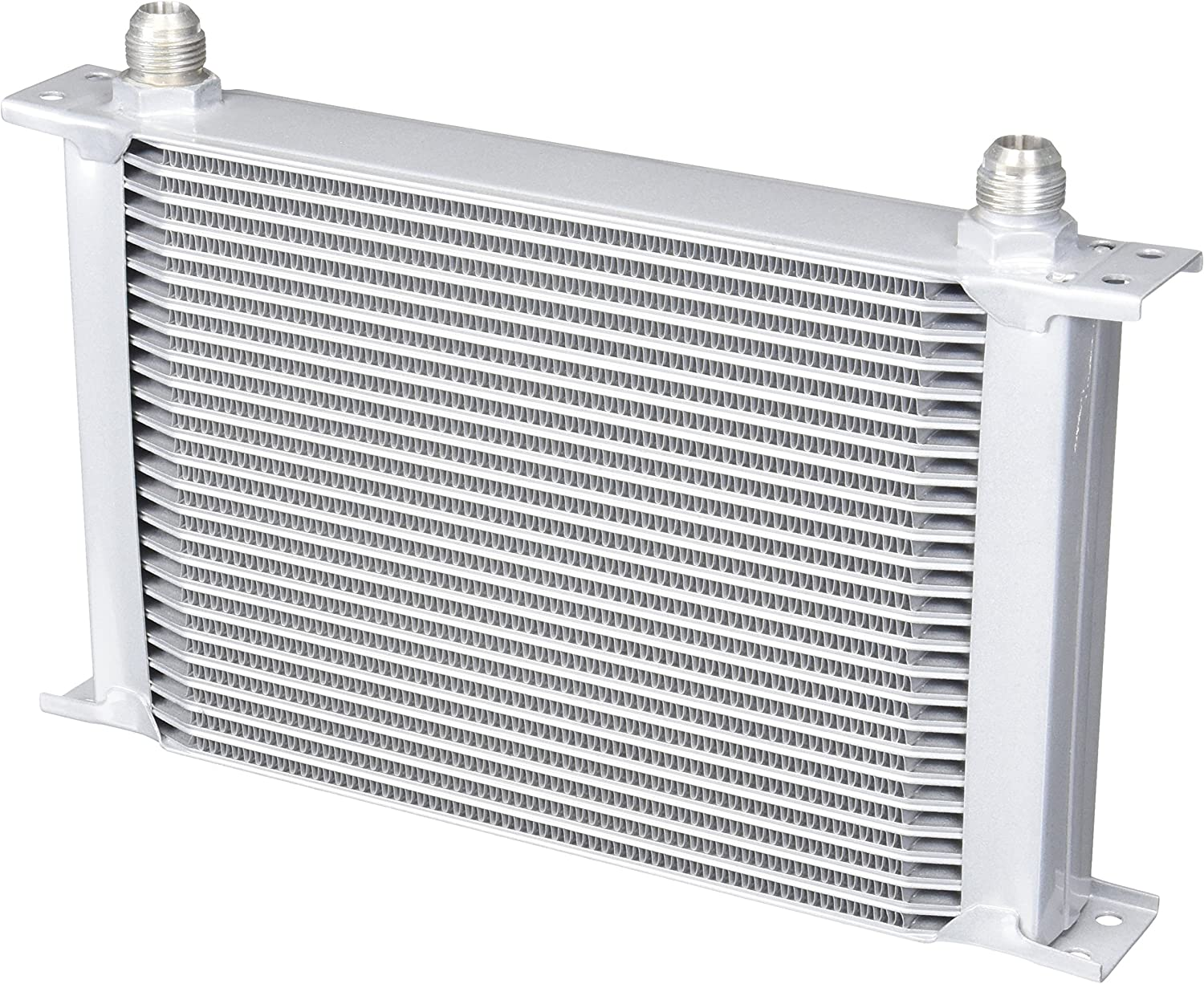 Mishimoto MMOC-25 Silver 25-Row Universal Oil Cooler