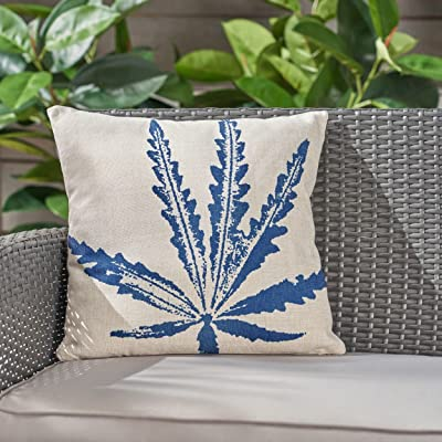 "Christopher Knight Home Cypress Outdoor Water Resistant 18"" Square Pillow by: Home & Kitchen"