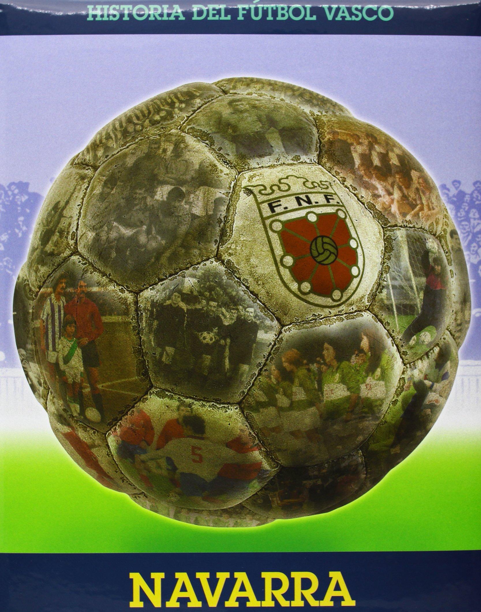 Navarra - historia del futbol Vasco