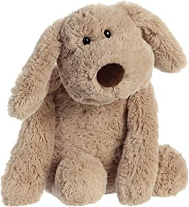 "Aurora - Huggle Buddies - 13"" Dexter The Huggable Dog Beige"