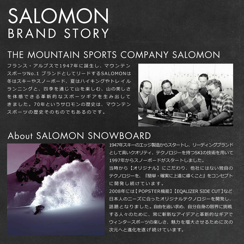 SALOMON Damen Snowboard Boot Pearl Boa