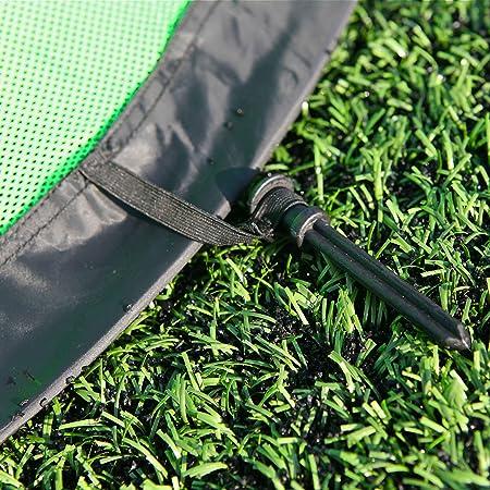Pop-Up x2 cúpula en forma de la meta del fútbol 6 pies, pop-up par meta: Amazon.es: Deportes y aire libre
