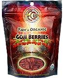 Earth Circle Organics Tibetan Plateau Raw Organic Goji Berries, 8 Ounce