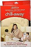 Sunbeam Chill Away Heated Fleece Wrap, TCFQR-783-00