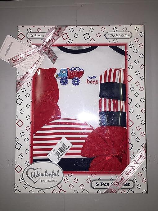 Nuevo hermoso bebé niños niñas caja de regalo, regalo para recién nacido bebé calidad ropa