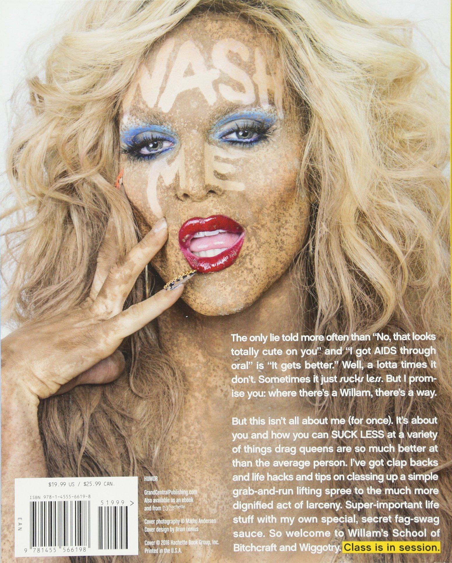 Suck Less: Where There's a Willam, There's a Way: Willam