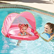 SwimSchool SSP10151 Fabric BabyBoat, pink