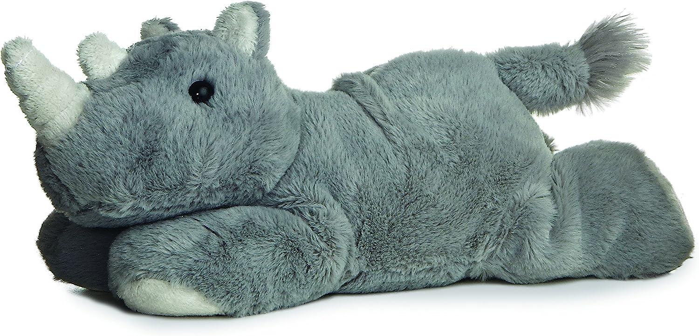 "Aurora - Mini Flopsie - 8"" Rhino,Multi"