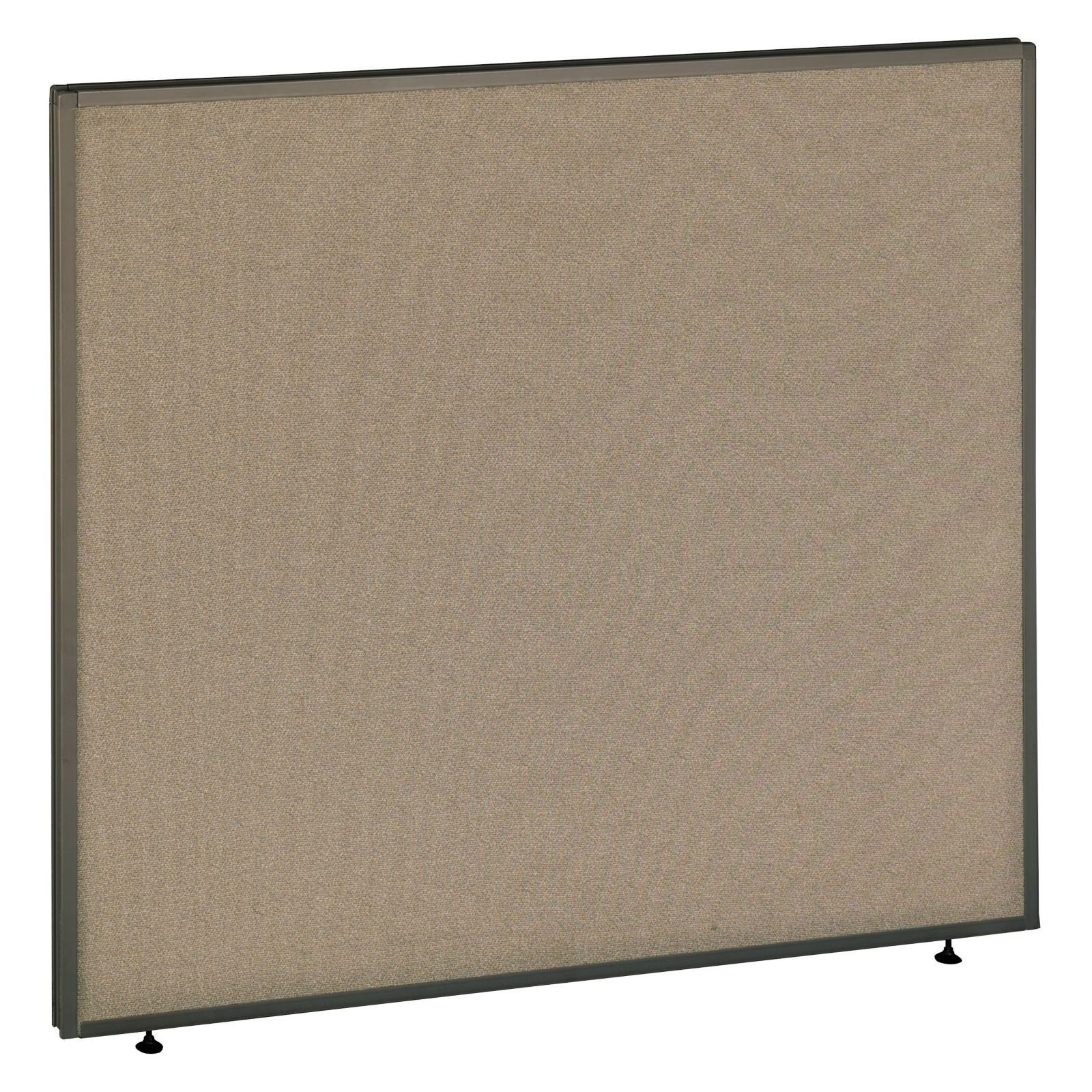 Office Partition Walls - ''ProSeries 42Hx48W'' Desk Dividers