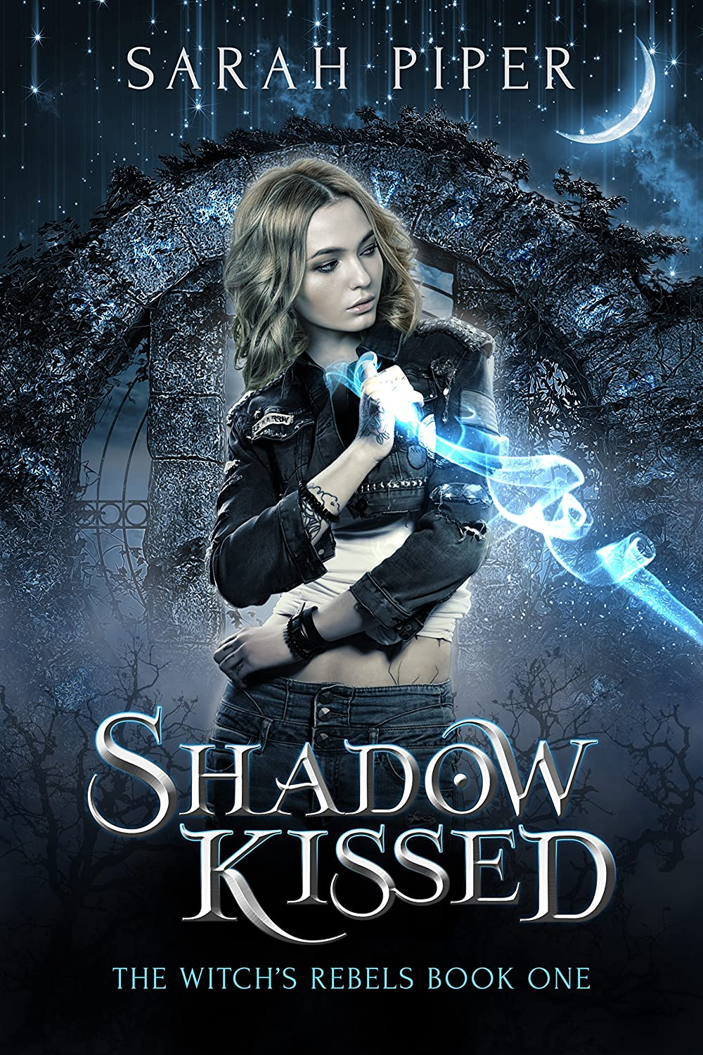 Shadow Kissed (The Witch's Rebels Book 1) eBook: Piper, Sarah ...