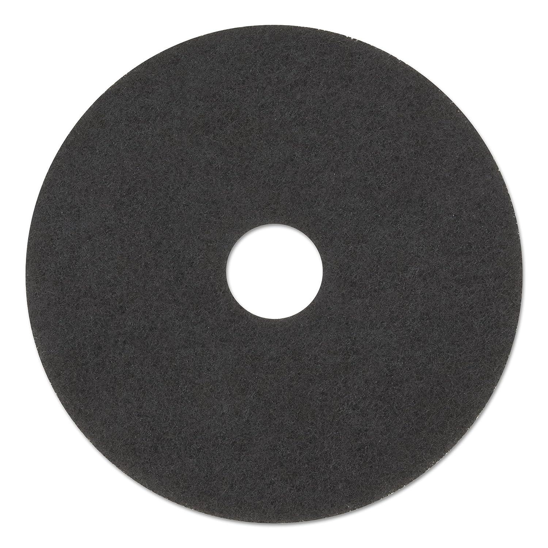 15 Floor Care Pad 3M Black Stripper Pad 7200 Case of 5