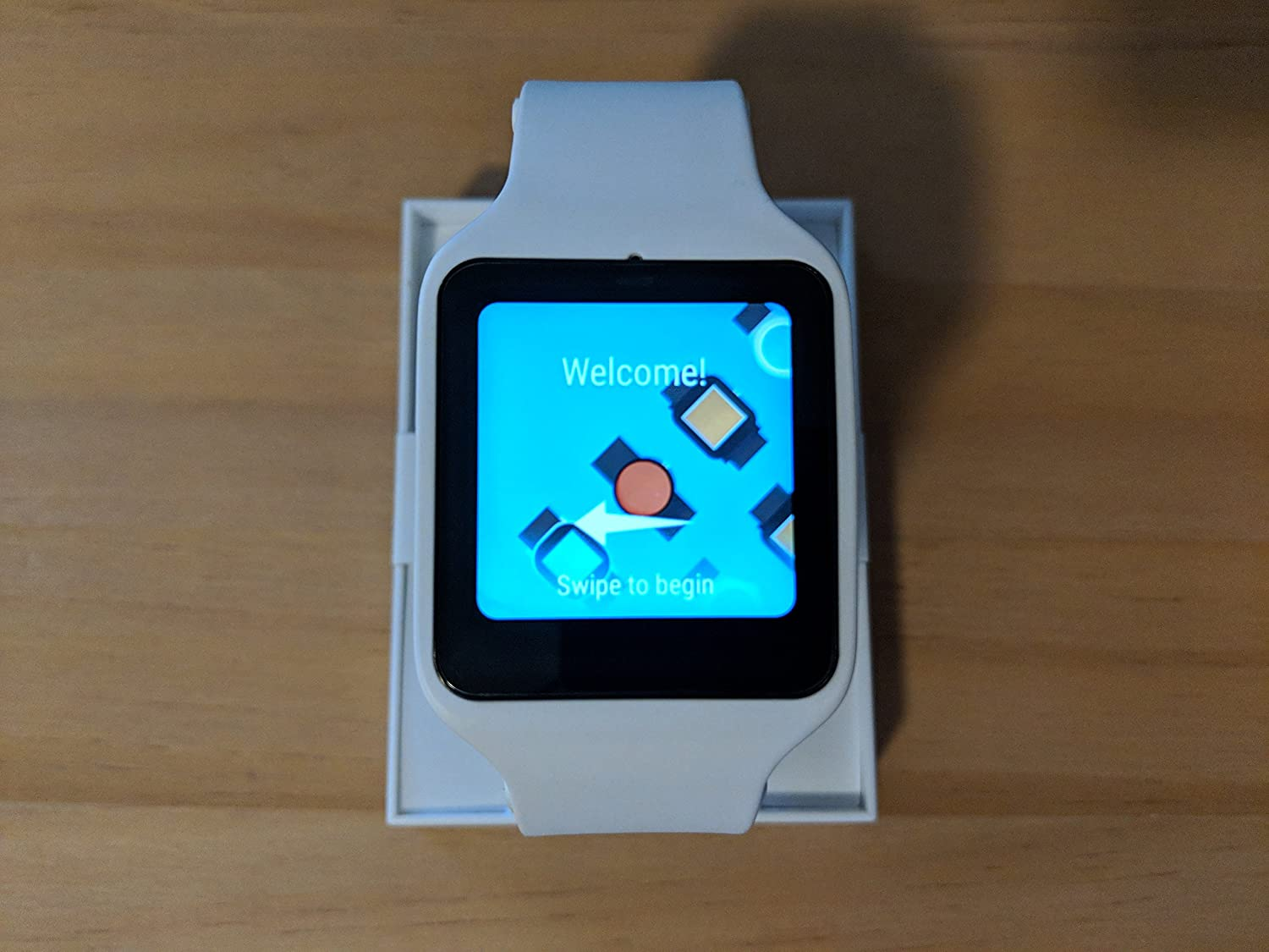 B00OI0X2Q2 Sony Smartwatch for Android 4.3 - White 91umT8weHvL