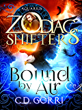 Bound By Air: A Zodiac Shifters Paranormal Romance: Aquarius (The Wardens of Terra Book 1)