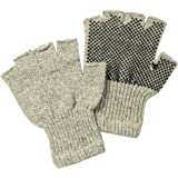 Fox River Medium-Weight Fingerless Gripper Glove