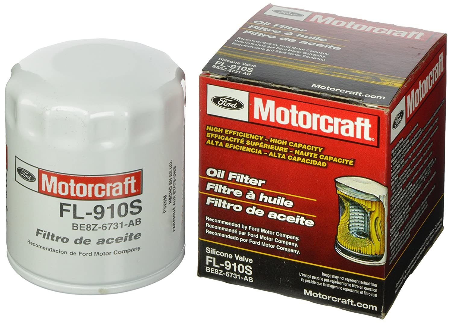 Motorcraft FL-910S Oil Filter
