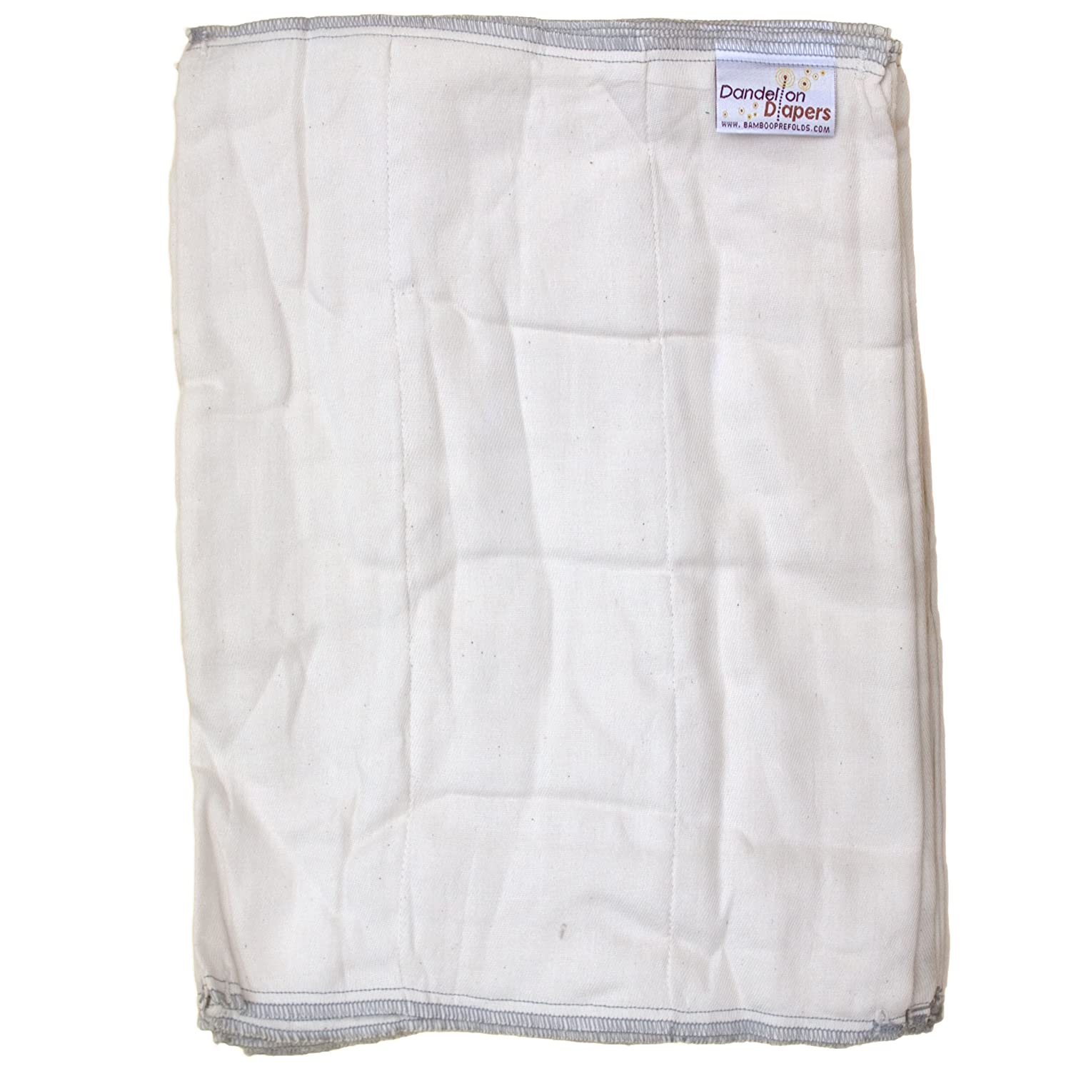 Dandelion Diapers Organic Prefolds - Bamboo Fashion and Rayon Made from Outlet ☆ Free Shipping