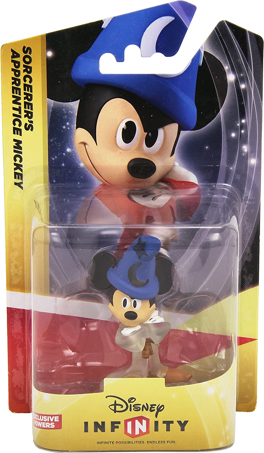 Nintendo Disney Infinity - Figura Mickey De Crystal: Amazon.es ...