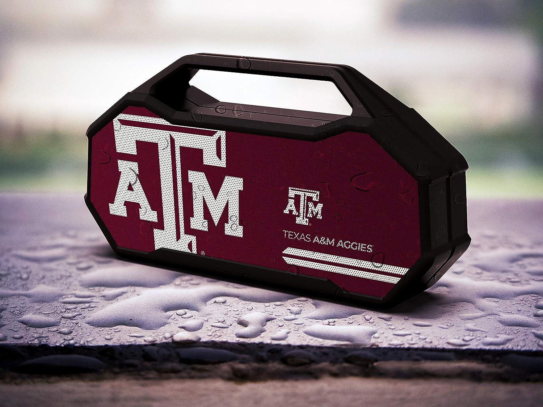 Team Color NCAA Texas A/&M Aggies XL Wireless Bluetooth Speaker