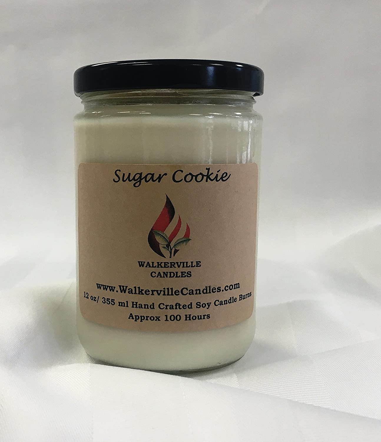 Suagr Cookie 12 oz soy candle