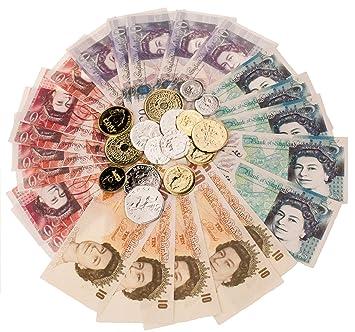 Cashier Childrens Kids Toy Fake Pretend Play Money Notes Australian Dollar Coin