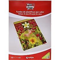 Grafoplas 1583097 - Carterita plástica: Amazon.es: Oficina y papelería