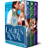 Chase Family Series: The Regency Collection: Lost in Temptation, Tempting Juliana, and The Art of Temptation (Chase Family Series: Boxed Sets & Extras Book 3)