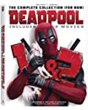 Deadpool 1+2 2pk Bd+dhd [Blu-ray]
