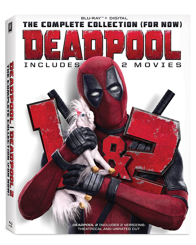Deadpool 1+2 2 Blu-Ray Edizione: Stati Uniti Italia Blu-ray ...