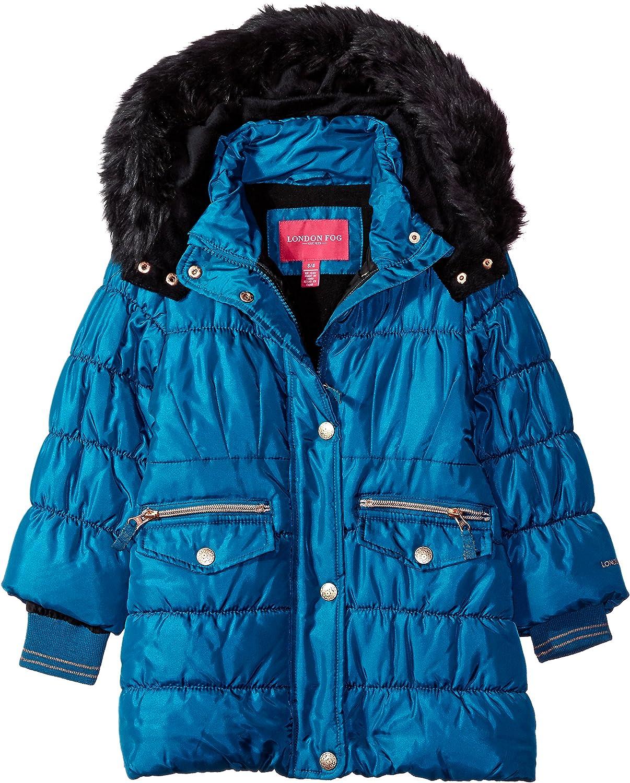 London Fog Burgundy Infant Girls L217578 Single Hw Over Be super welcome item handling Outerwear Jkt