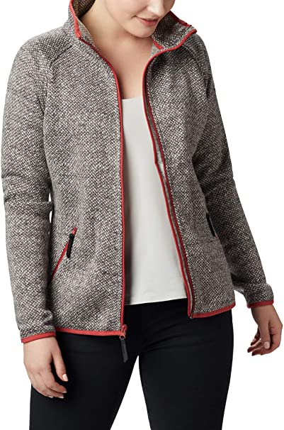 Columbia Chillin Fleece Non Hooded Chaqueta Polar, Mujer