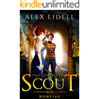 Scout (Books 1 and 2): The Complete Scout Box Set