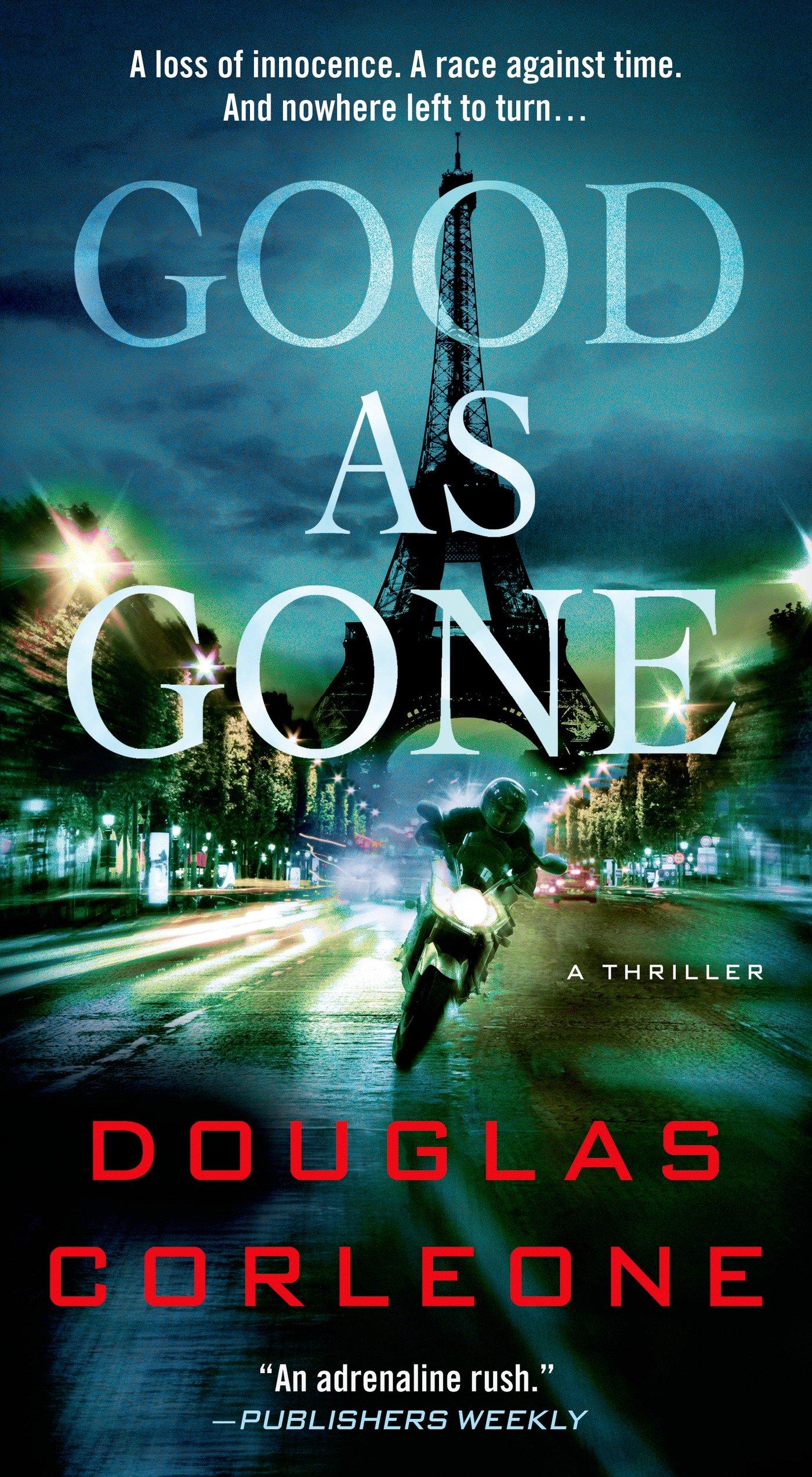 Read Online Good As Gone: A Simon Fisk Thriller (Simon Fisk Novels) pdf epub