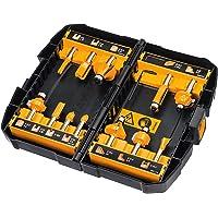 Dewalt DT90016-QZ DT90016-QZ-Juego de 12 3 rectas, recortadora