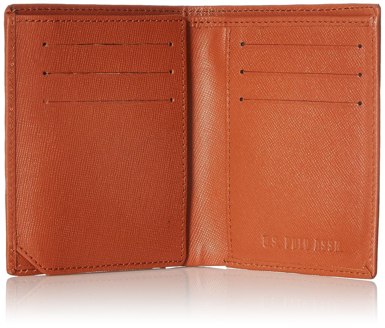 21b97e849a U.S.POLO. ASSN Brown Men s Wallet (USAW0352)  Amazon.in  Bags ...