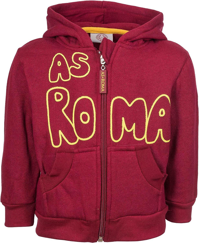 AS Roma Baby-Jungen As Rom Unisex Kapuzenpullover