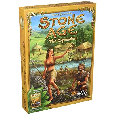 Stone Age: The Expansion: Toys & Games