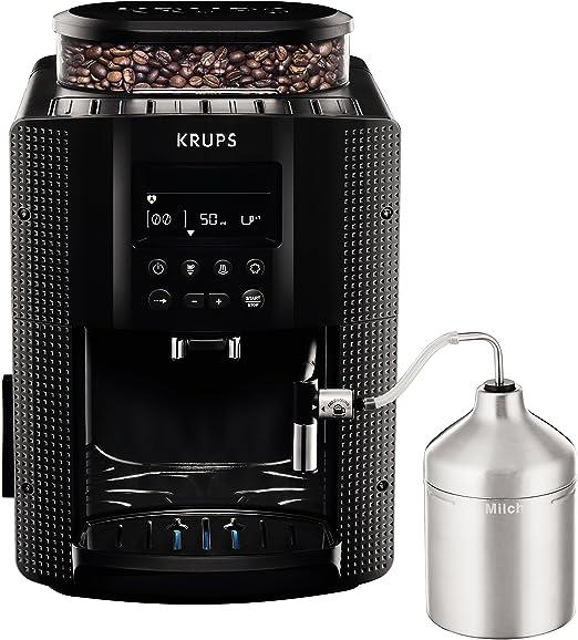 Krups EA816KA, cafetera expreso automática: Amazon.es: Hogar