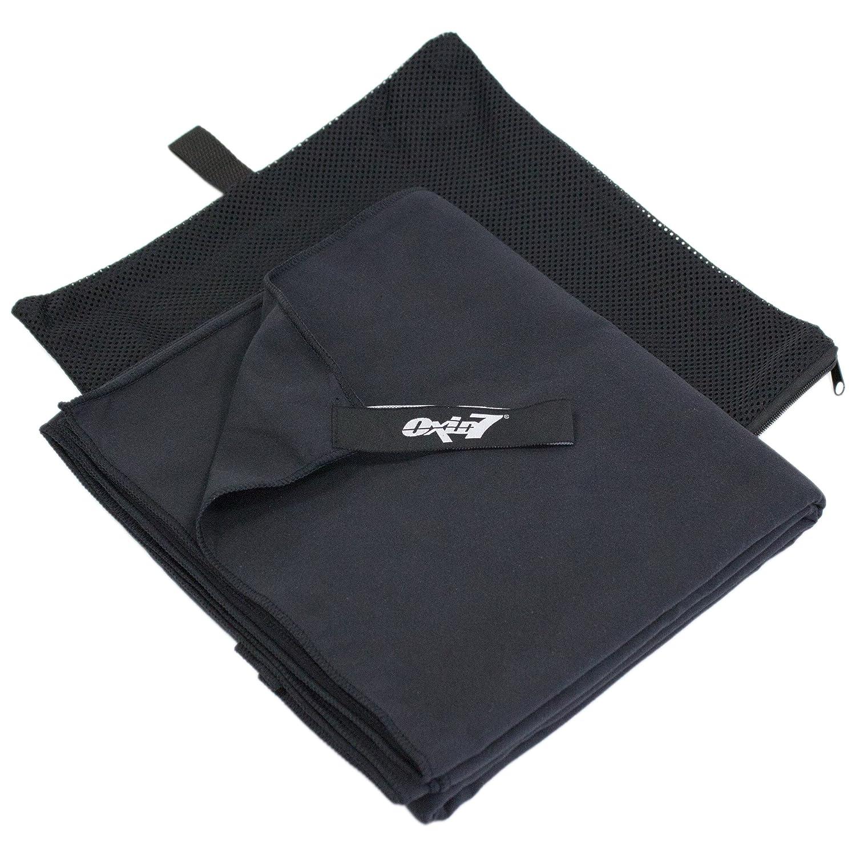 Oxid7® extraleichtes y microfibra toalla de secado rápido