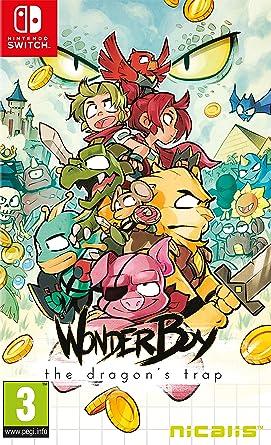 Wonder Boy The Dragons Trap Nintendo Switch Amazoncouk PC