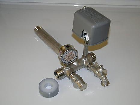 Amazon.com: 1 x 11 Tank Tee Kit Instalación Pozo de Agua ...