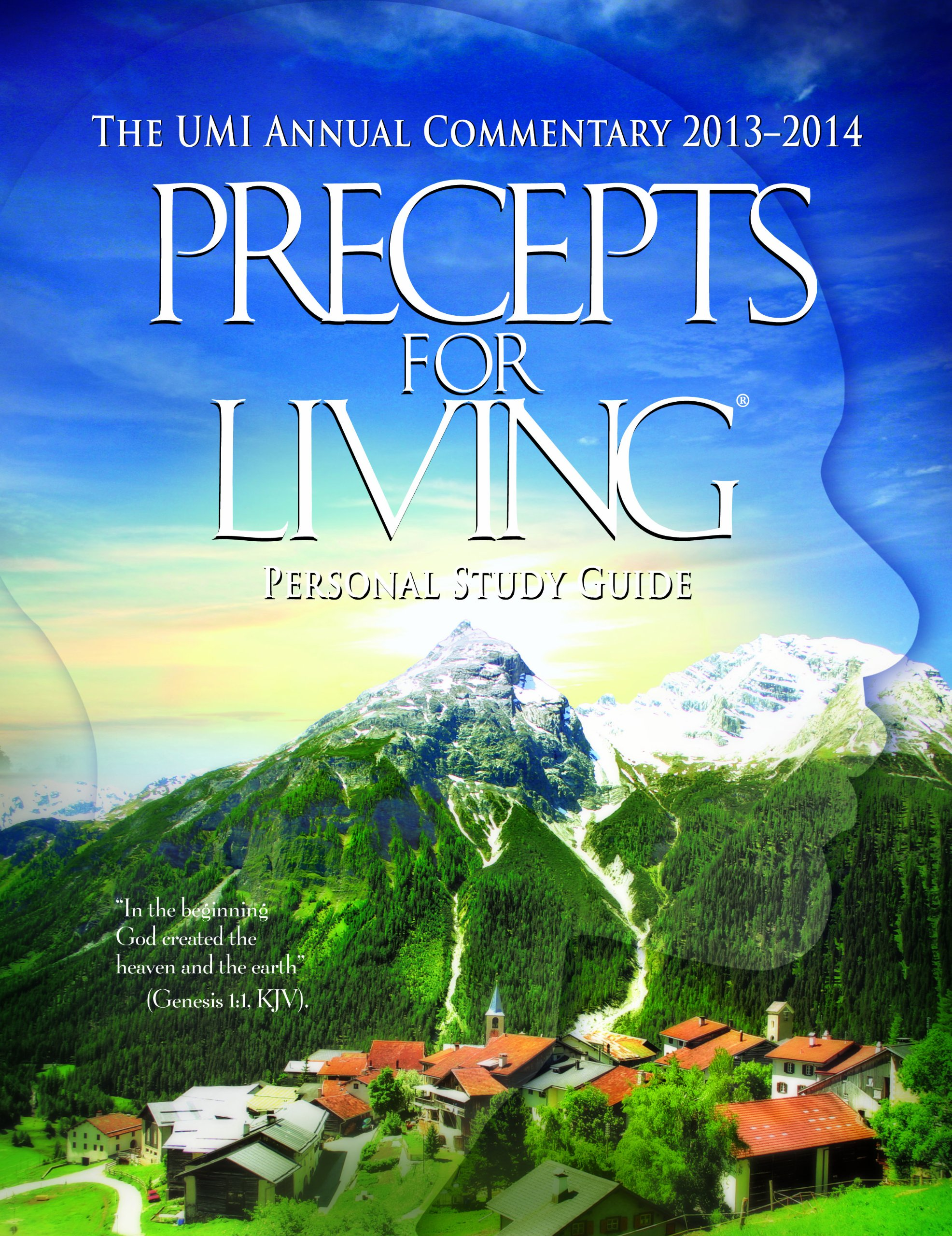 Precepts for Living 2013-2014 Personal Study Guide ebook