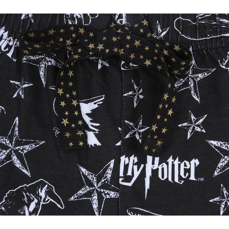 Pijama Blanco y Negro Ravenclaw Harry Potter: Amazon.es: Ropa y accesorios