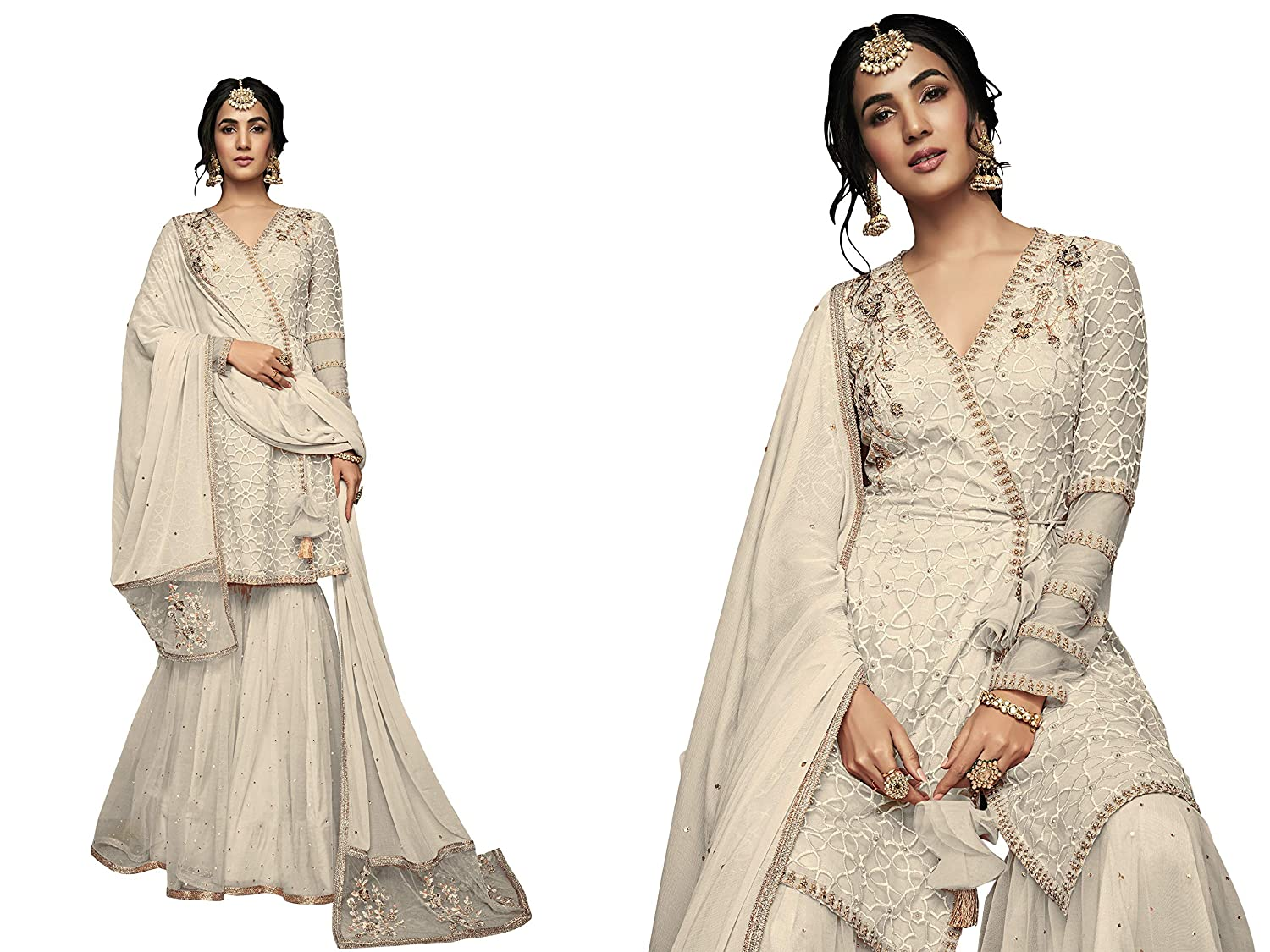 Buy Designer Suit Women S Clothing Dress Material For Women Wear Salwar Suit With Mirror Work Fz 7405 Semi Stitched At Amazon In,Popular Fashion Designer Brands