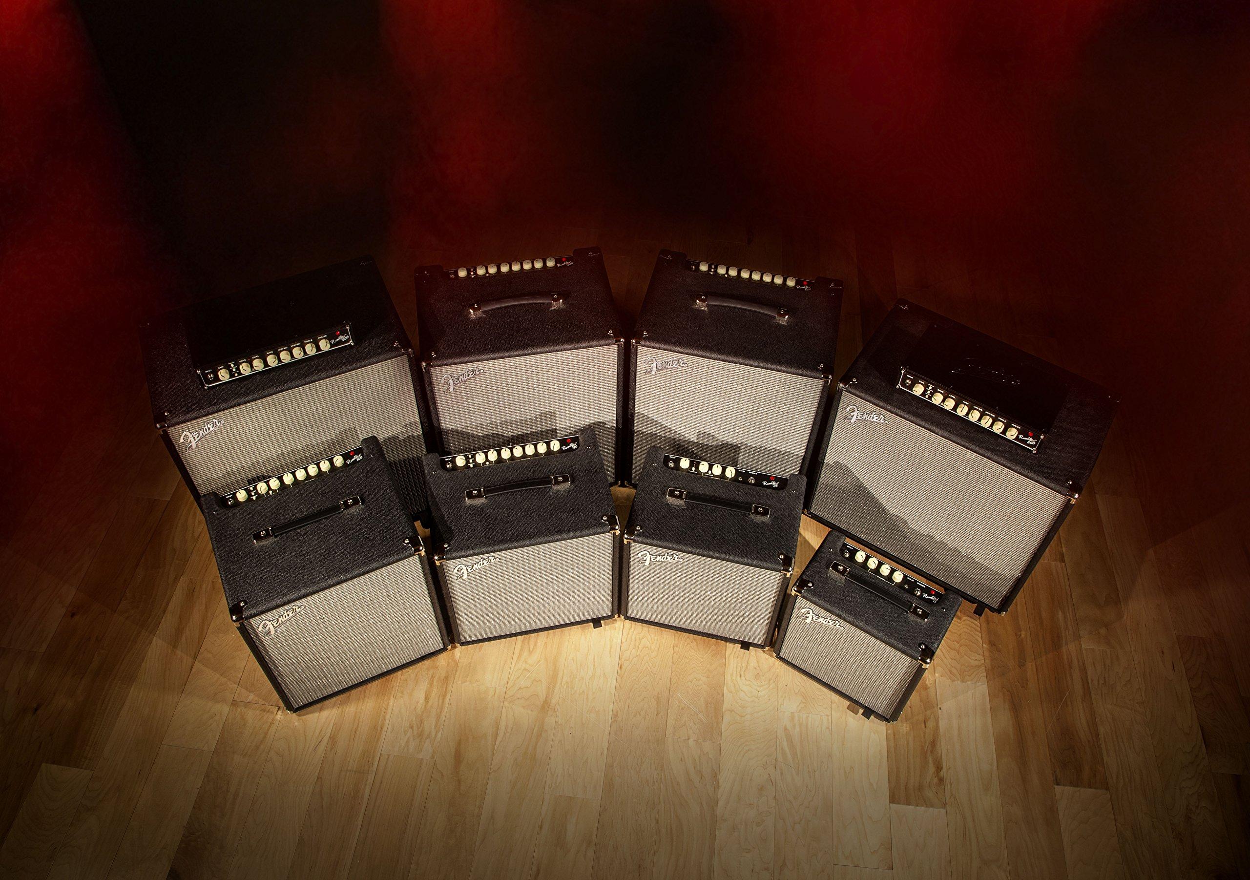 Fender Rumble 100 v3 Bass Combo Amplifier by Fender