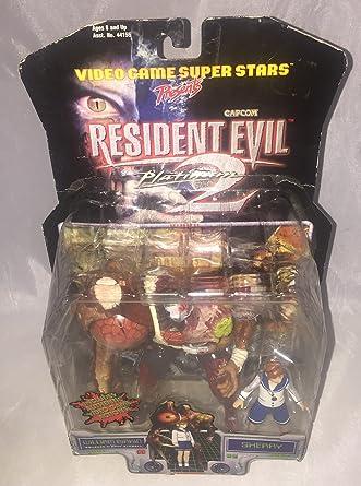 Resident Evil 2 William Birkin and Sherry / バイオハザード ウィリアム・バーキン & シェリー