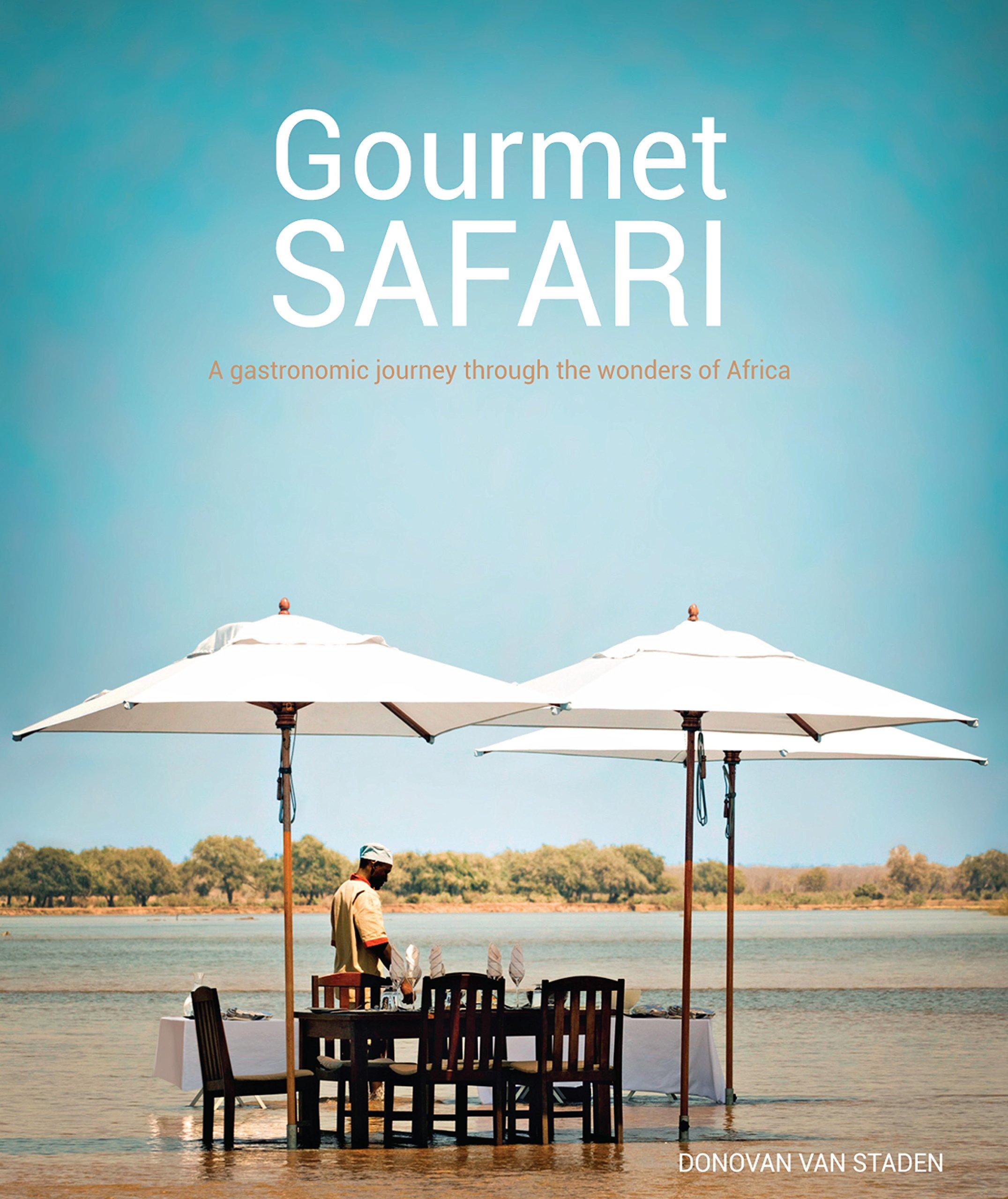 Gourmet Safari  English Edition